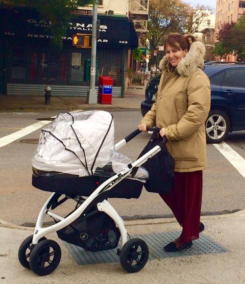 Los primeros días como mamá de Vega Royo-Villanova - Foto 1