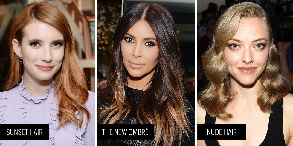 Study Up The Cool Girl Hair Color Trends Of Summer 2016 Summer Hair Color Summer Hairstyles Girl Hair Colors