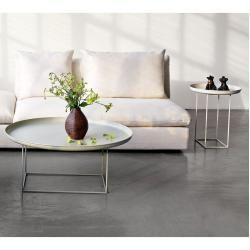 Side tables & filing tables -  Duke side table L bronze Norr11norr11  - #amp #antiquedecor #apartmentdecor #bedroomdecor #filing #homedecor #Side #tables