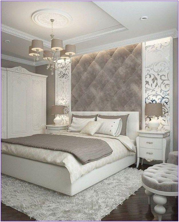 ↗35+ cozy bedroom decor inspiration for bedroom remodel (44) » Reska