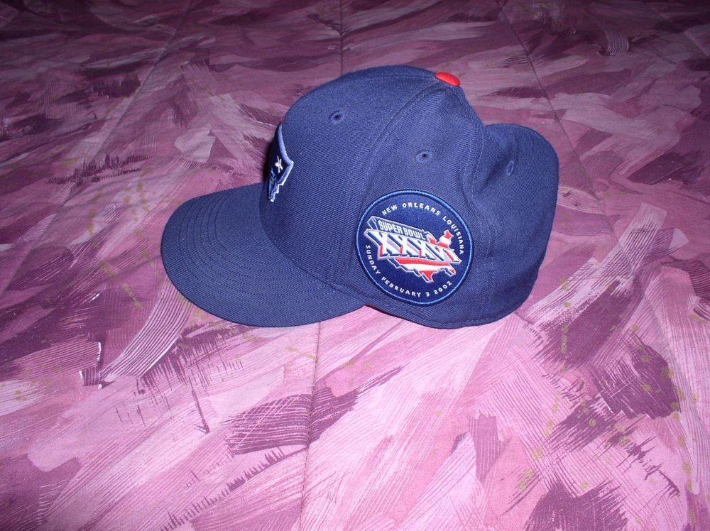 ab7a68d16 Rare Mitchell & Ness New England #Patriots Super Bowl 36 Xxxvi Hat Cap Size  7 5/8 from $22.99