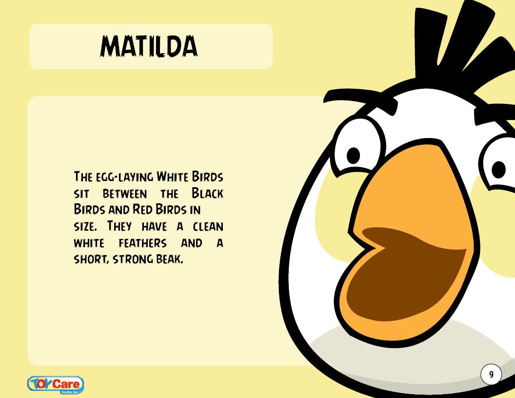 matilda angry birds pinterest
