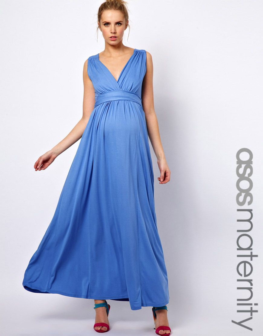 Asos maternity exclusive jersey maxi dress in grecian drape asos maternity exclusive jersey maxi dress in grecian drape ombrellifo Gallery