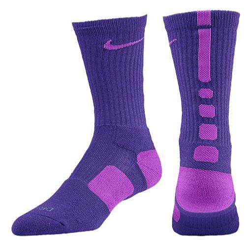 ede89c22ad2d Nike Elite Basketball Crew Socks