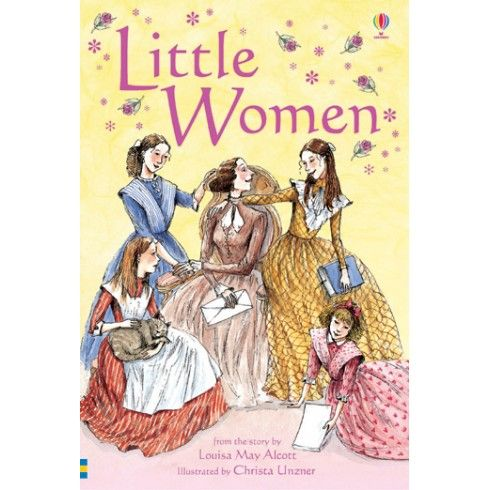 Little Women Louisa May Alcott Mujercitas Libros De Lectura