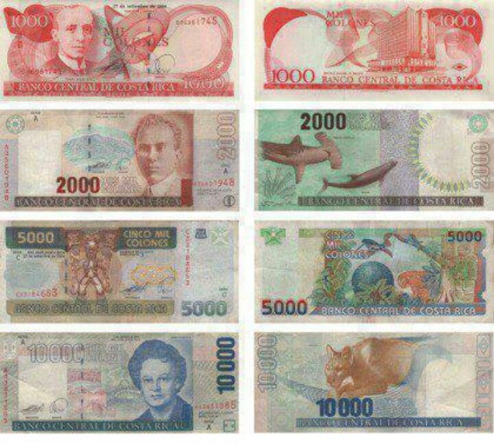 CR no debe olvidar billetes de prosperidad Costa Rica