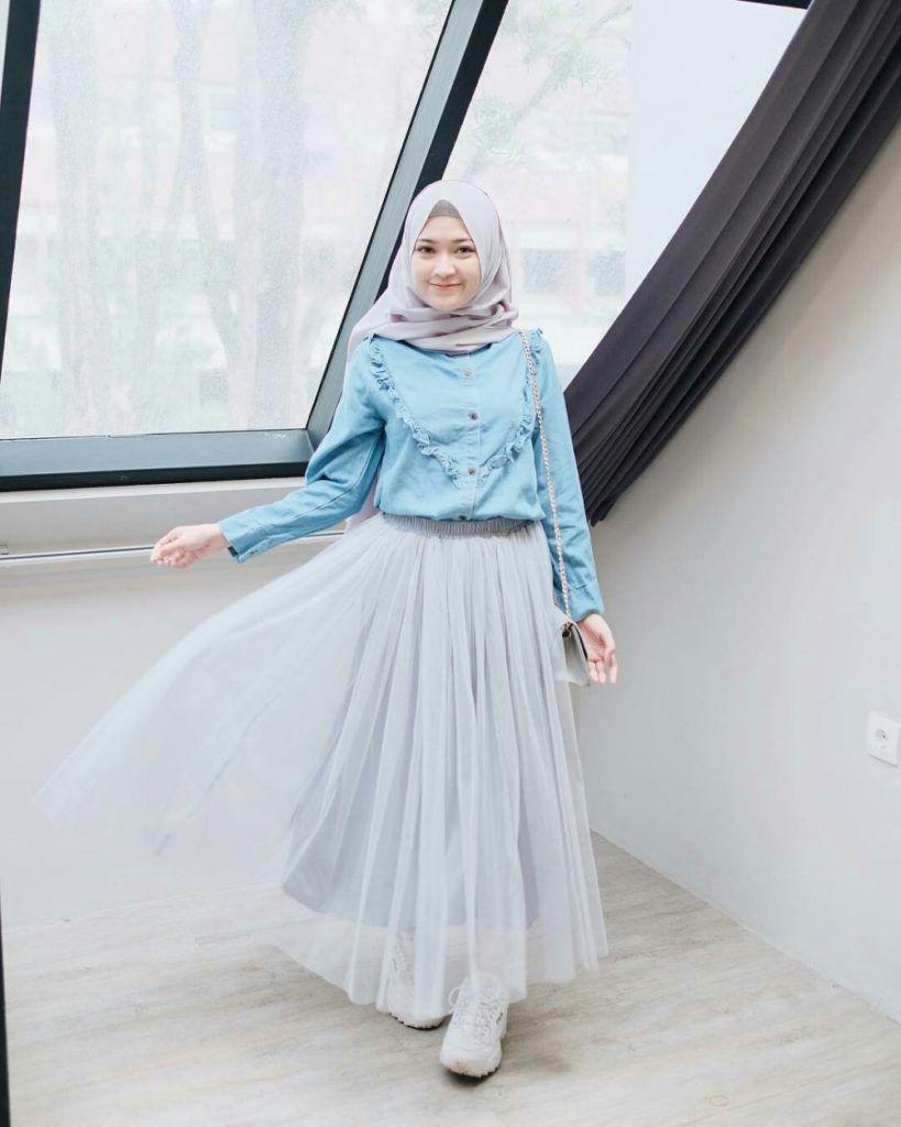 Baju Muslim Kekinian