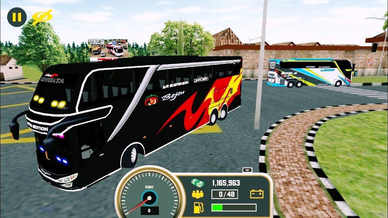 Mobile Bus Simulator Game Mobil Mobilan Mainan Android Permainan Mobil Bus Bejeu Kendaraan Mobil Anak