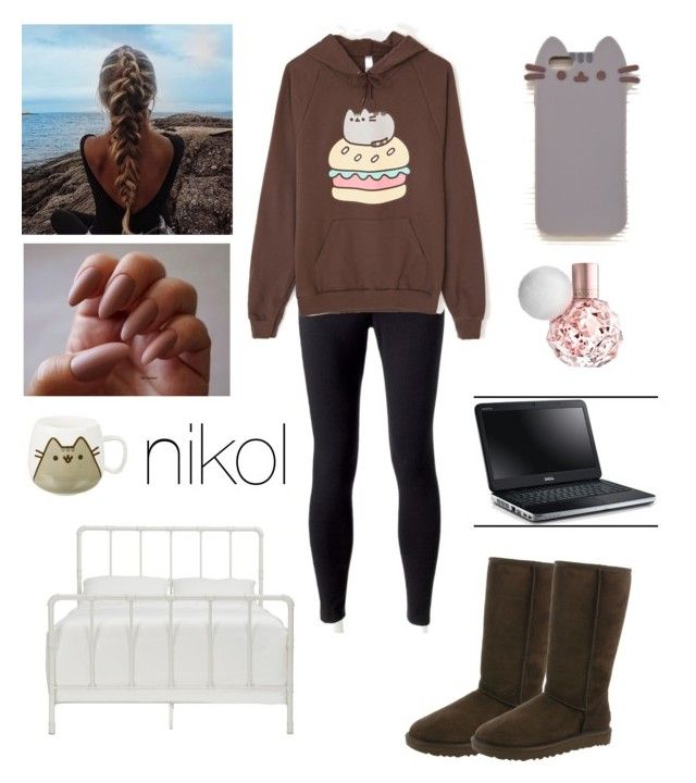 """""""Untitled #29"""" by nikol-cherni ❤ liked on Polyvore featuring Jockey and Pusheen"""