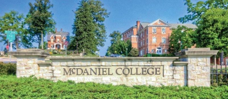 Nike Volleyball Camps Facility Mcdaniel Coach Of The Year College Camping In Maryland