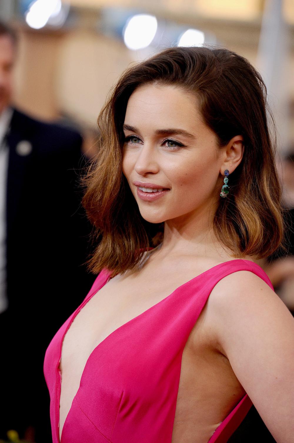 Pin Oleh Lgam Di Emilia Clarke Kecantikan
