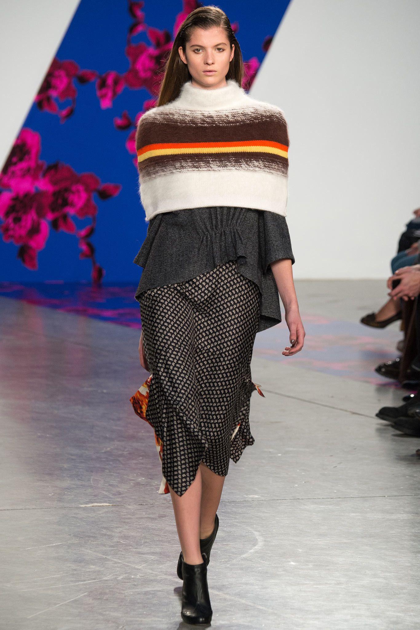 Thakoon FallWinter 2014-2015 Collection – New York Fashion Week advise
