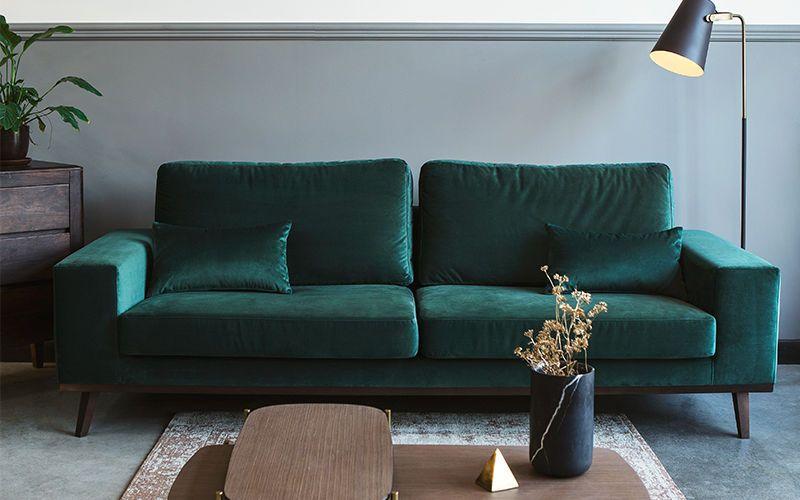 Sofa 3 Osobowa Modena Zielona Torino Sofa 3 Osob Quartz Kol501