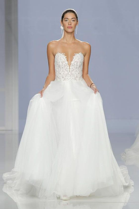 rosa clara nueva coleccion | vestidos de novia | pinterest | vestido