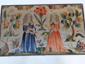 The Embroiderer's Story: The Burrell Collection - Day 3, Part 1