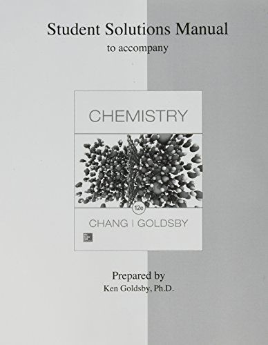 May 30 2020 At 10 12pm Are You Searching For Student Solutions Manual For Chemistry Author Raymond Chemistry Textbook College Textbook Chemistry Book Pdf