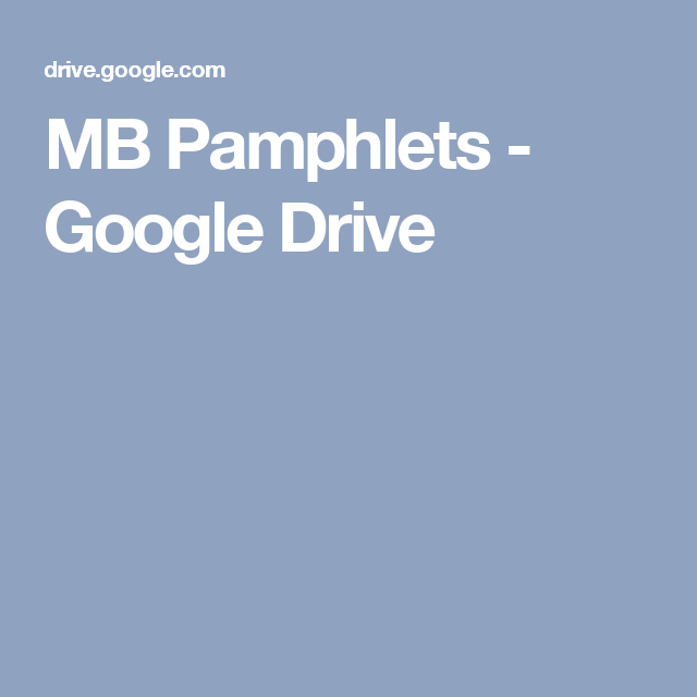 Mb Pamphlets Google Drive Google Drive Driving Boy Scouts