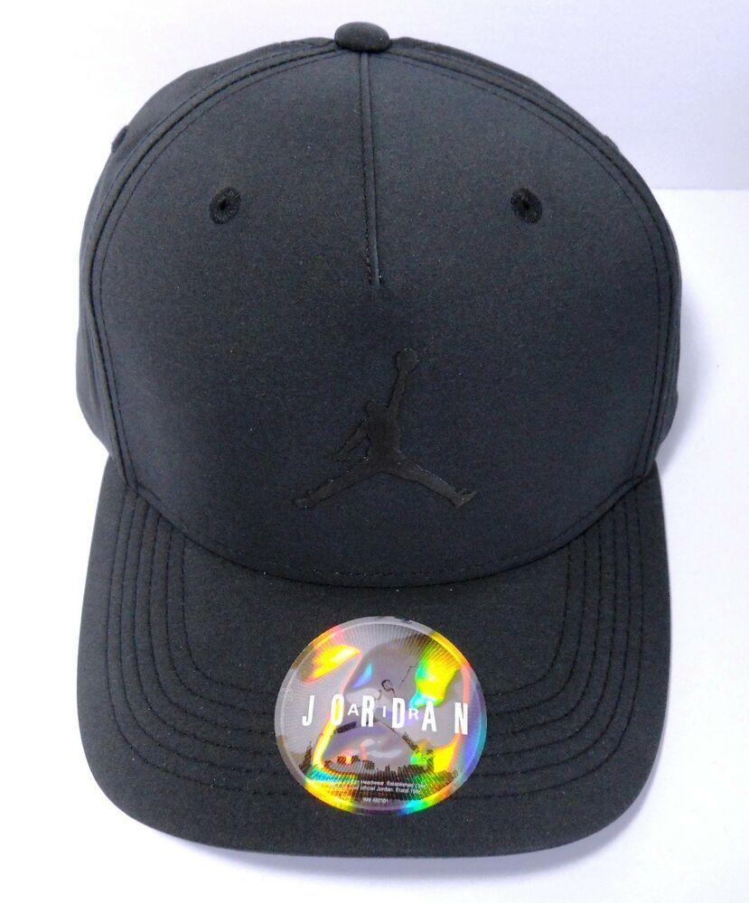 c76e476f4 JORDAN JUMPMAN CLC99 WOVEN BLACK CAP - NEW WITH TAGS #fashion ...