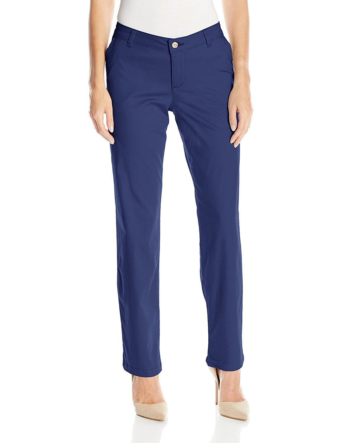 Riders by Lee Indigo Womens Basic Twill Chino with Coin Pocket