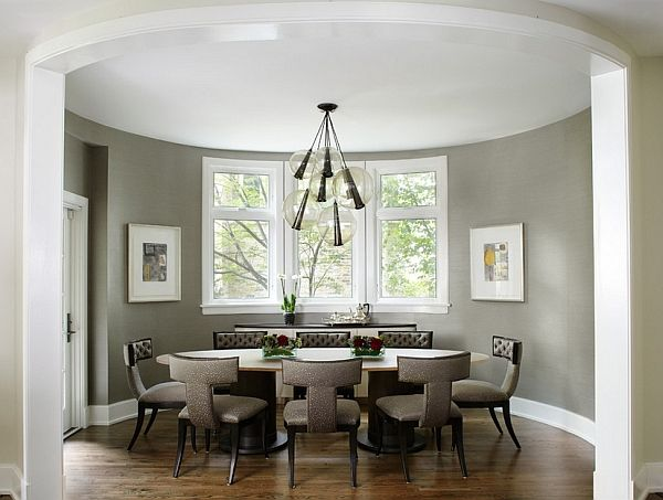 Stunning Pendants That Double As Sculptural And Functional Modern Art! Modern  Dining Room ...