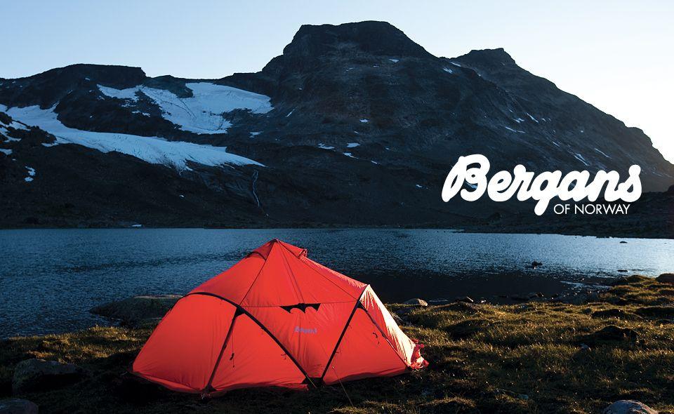 Bergans Norway | - キャンプ - | Outdoor camping、Tent camping、Tent