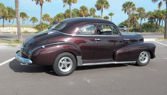 1948 Chevy fleetmaster | Car | Chevy, Chevrolet, Cars