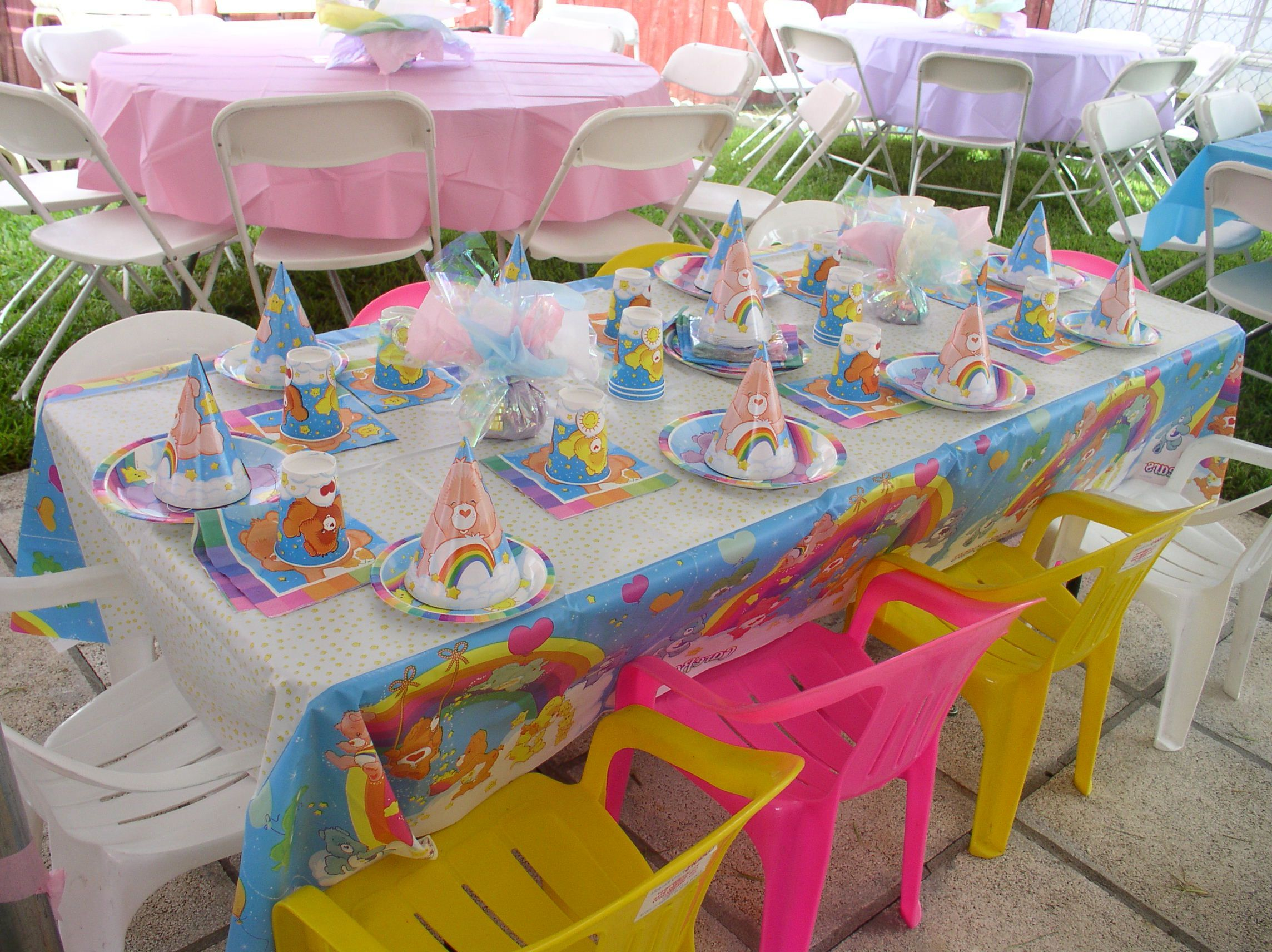 Awesome Amazing Backyard Birthday Party Ideas For Adults