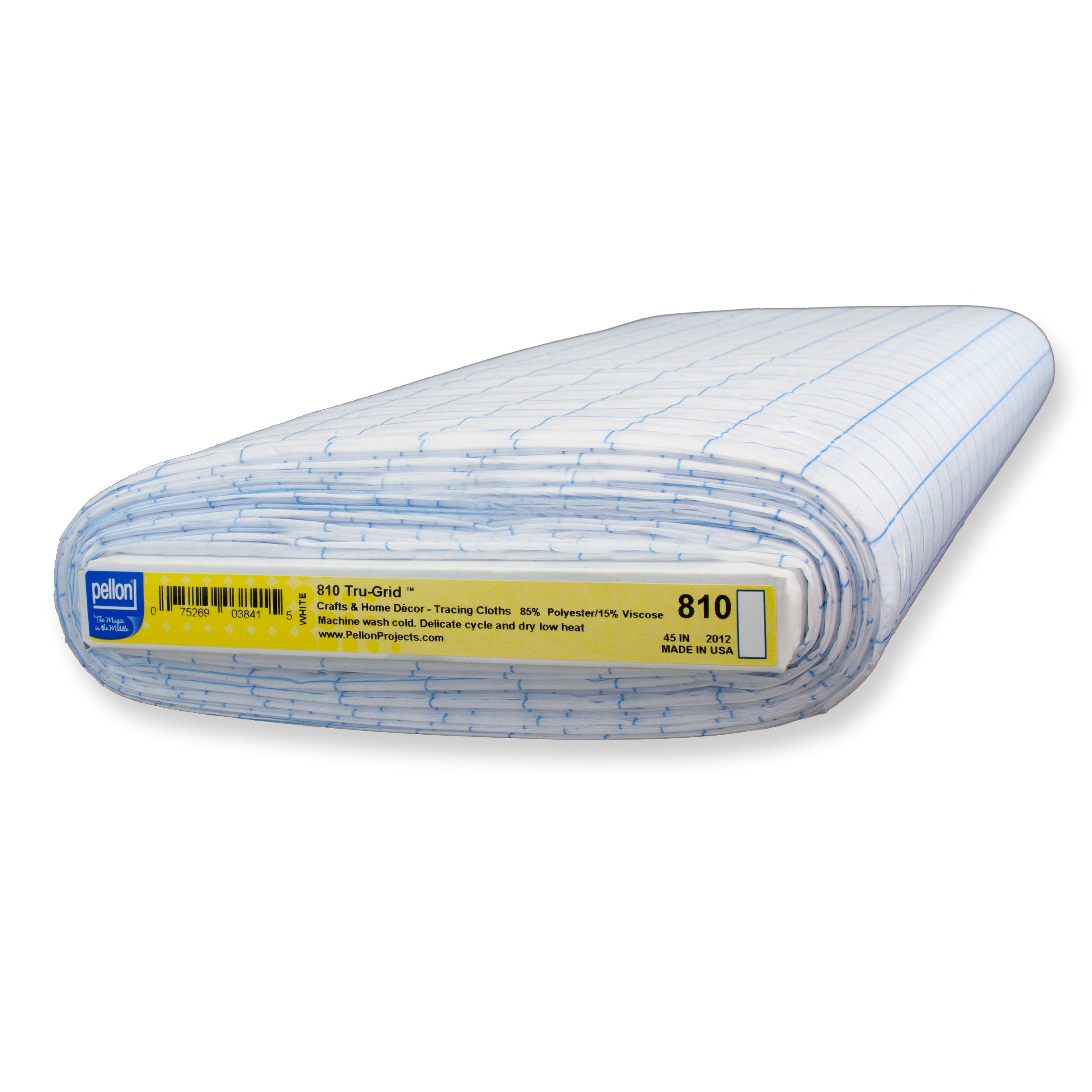 Create Accurate Craft Designs With This White Polyester Graph By