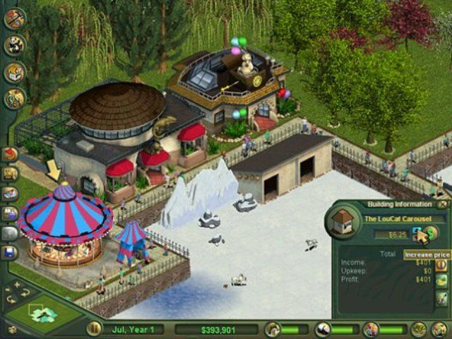 Zoo Tycoon 1 Free Download Full Pc Game Gaming Pc Games