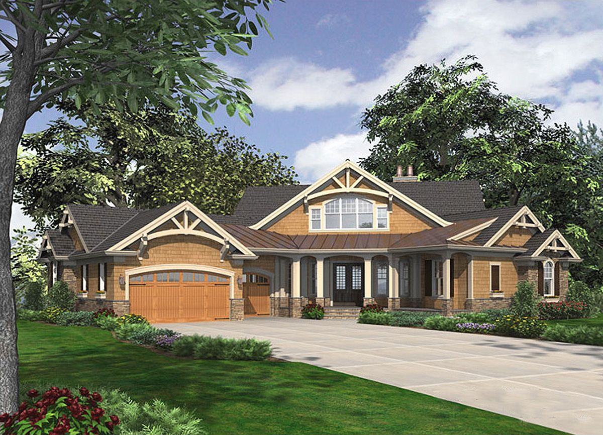 plan 23252jd dramatic craftsman house plan house plans theater