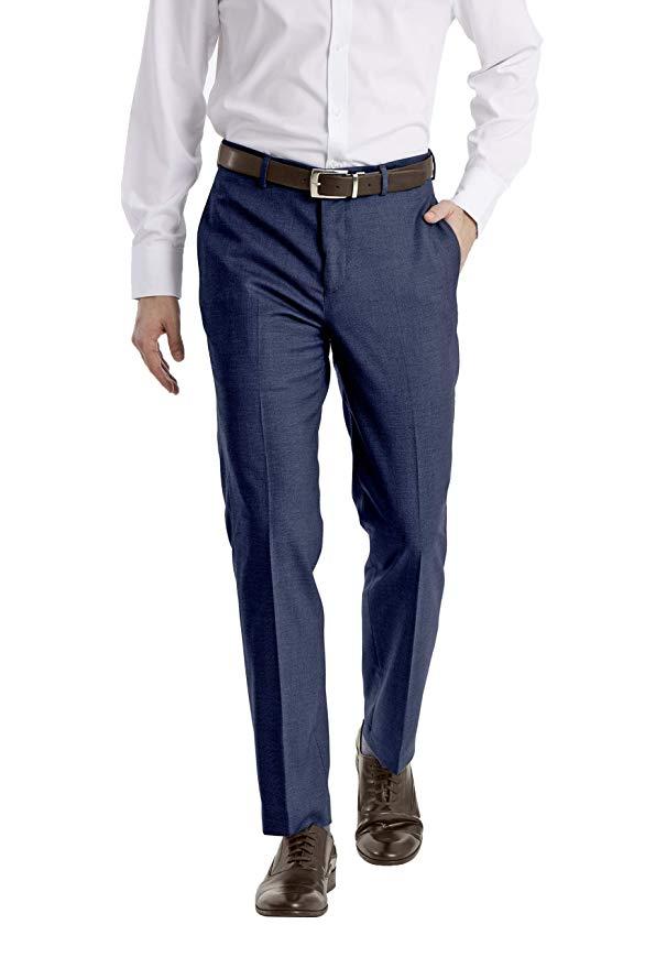 Calvin Klein Costum Barbati, Albastru, 44 (Costume barbati) - Preturi