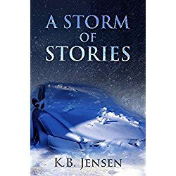 Amazon Bestselling and Award-Winning Author  Sometimes telling a story is just another way to stay alive. Swerving to avoid a hitchhiker out in a whiteout storm, Julie's car ends up wedged in a snow bank. With the inches piling higher on the dark road, she can't escape a man who makes little sense.  Stranded in the freezing cold, the two tell stories to pass the time. From the Midwest to India, Denmark and Canada, they offer visions of lives and loves from young to old, far and wide. But as the