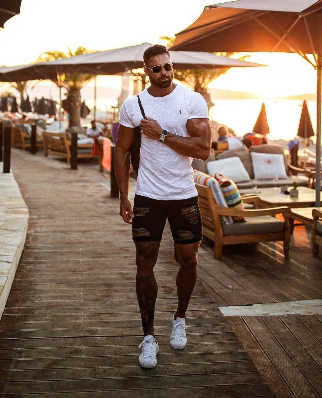 Dicas de verão: Bermuda + Camisa