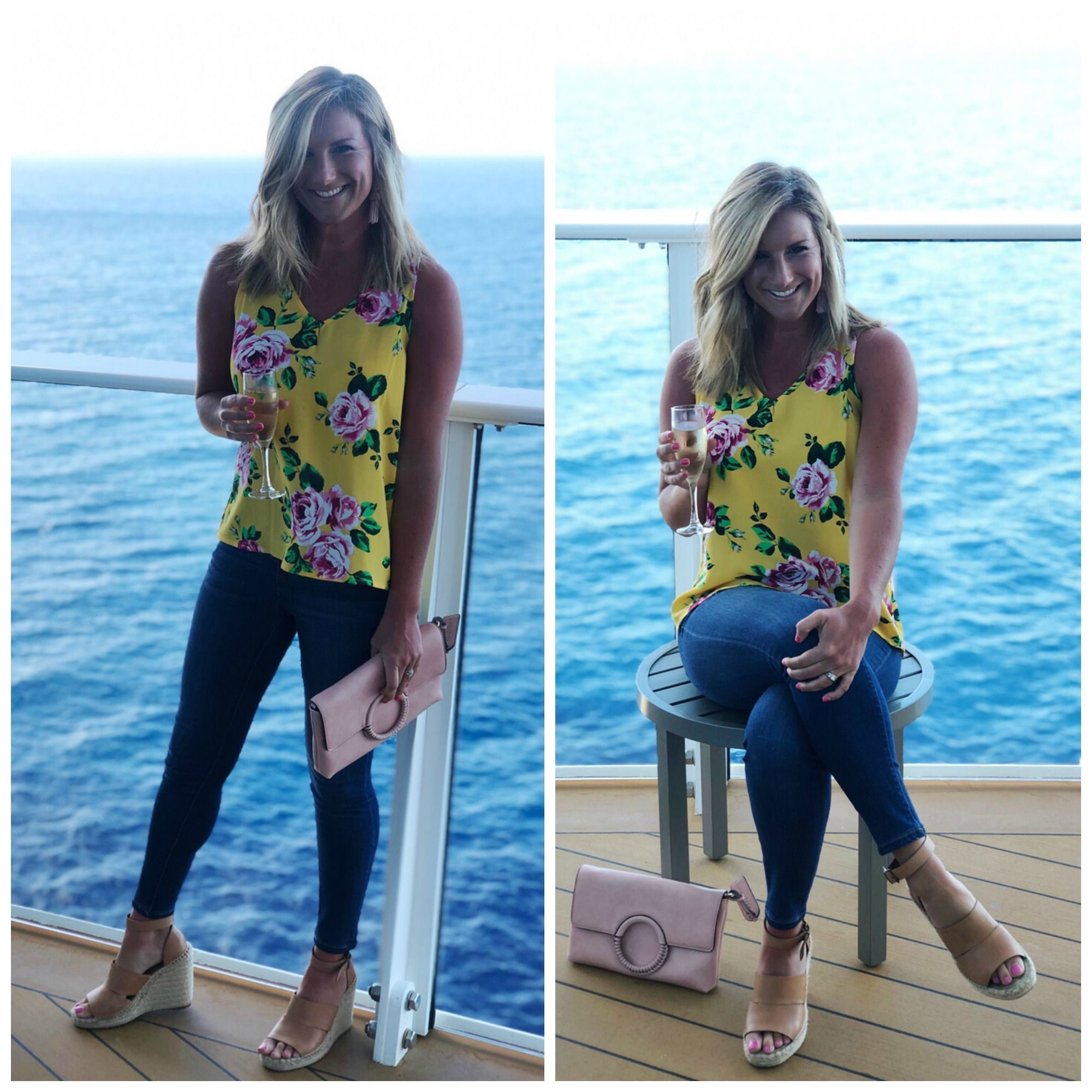 What To Pack For A Cruise [20+ Vacation Outfits!] #vacationoutfits