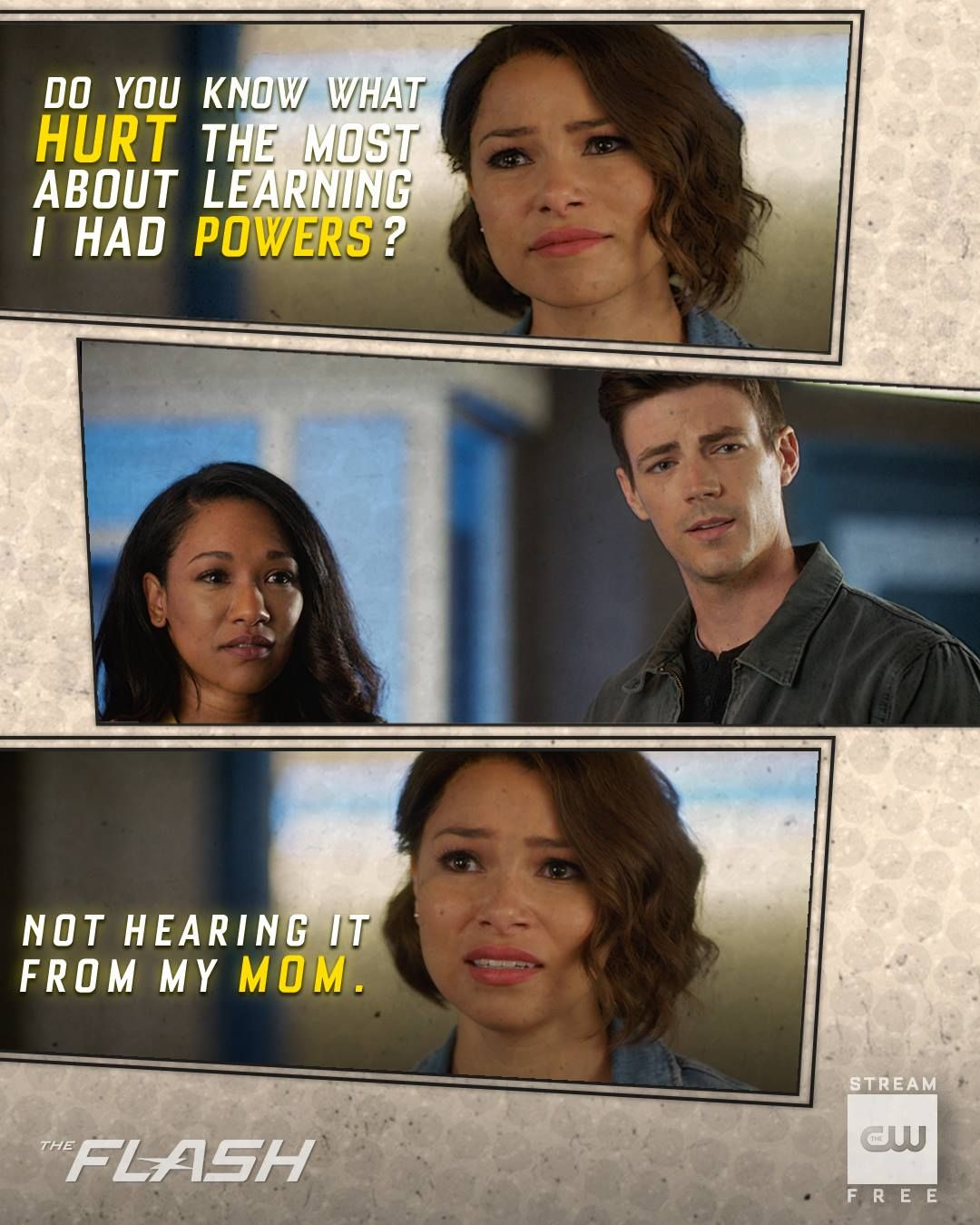 S5 Ep4 News Flash Stream Theflash For Free Only On The Cw