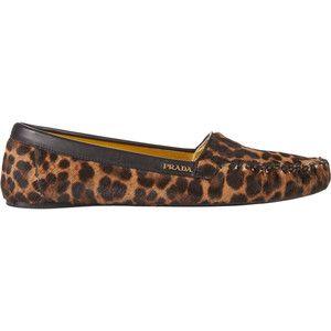 Prada Leopard Loafers rnpfFDW