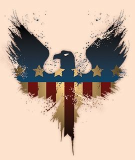 15 magnificent american flag tattoo design ideas