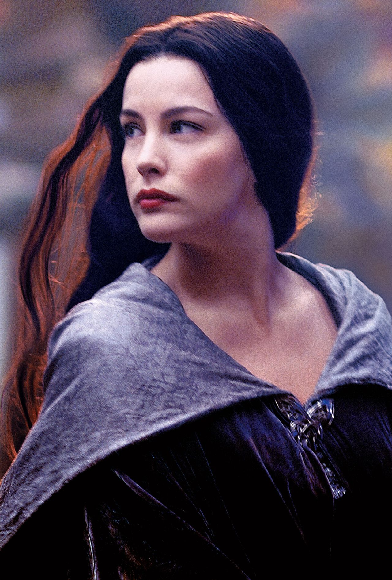 Liv Tyler In The Lord Of The Rings Lord Of The Rings Liv Tyler Lord