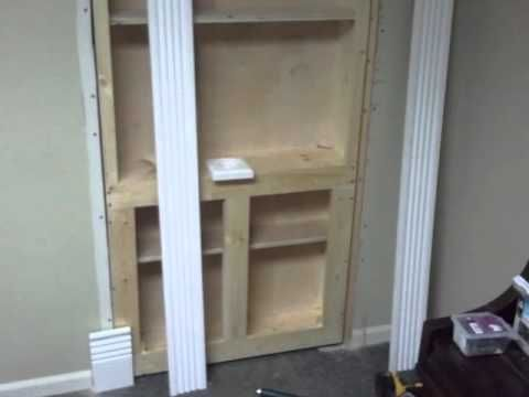 Superior Just Have To Build One Of These! The Hidden Bookcase Door / BT Productions