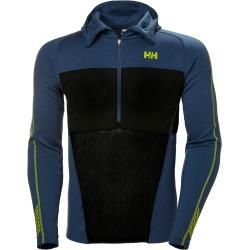 Helly Hansen Mens H1 Pro Lifa 1/2 Zip Funktionsunterwäsche Navy Xxl #warmclothes