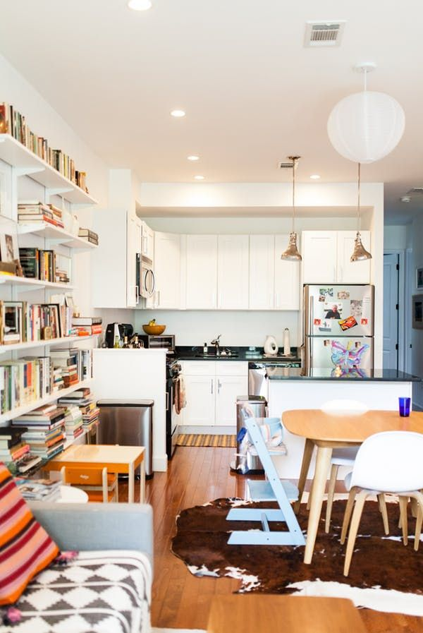 Kitchen Visit: Joanna Goddard at Home in Brooklyn   Kitchn