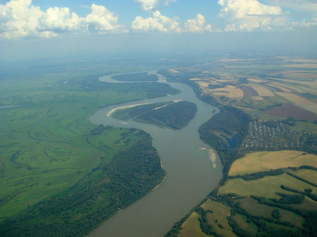 Longest Rivers In The World Ob River China Source Wiki - Types of rivers in the world