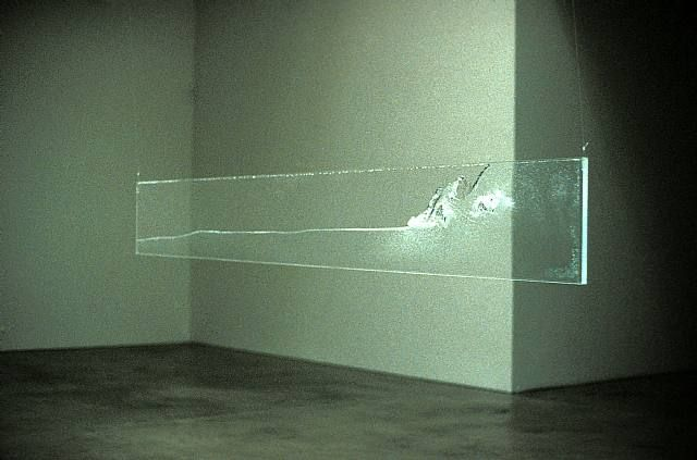 Image result for the wave hans haacke