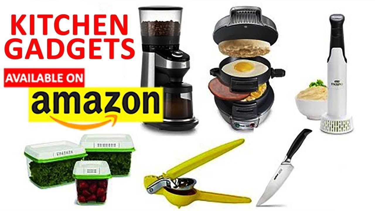Top 10 Best Kitchen Gadgets On Amazon You Should Buy 5 Must