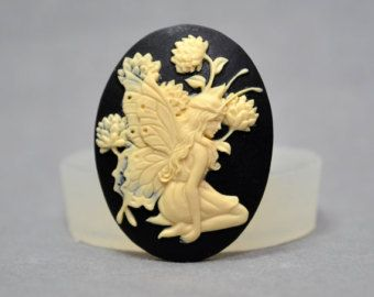 Cameo Eagle  Flexible Silicone Mold  for Crafts,Jewelry,Resin,Polymer Clay.