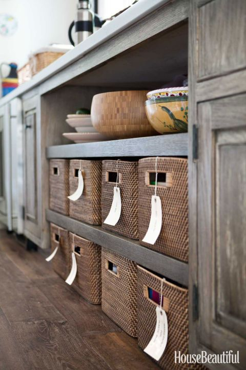 24 Crazy Creative Kitchen Storage Ideas