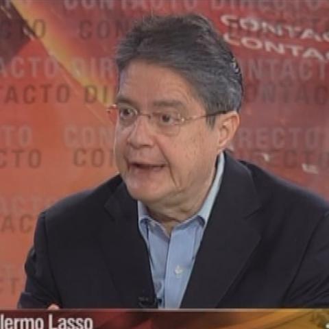 Esta es la pregunta propuesta por el movimiento CREO, de Guillermo Lasso, para consultar al pueblo.