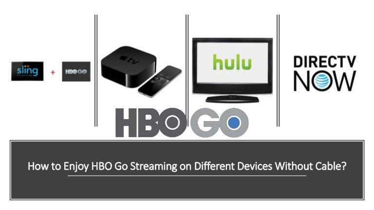 How To Enjoy Hbo Go Streaming On Different Devices Without Cable Hbo Go Hbo App Hbo