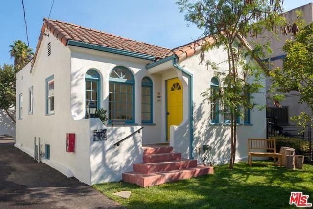 L A Places Bungalow Heaven: Unique Opportunity To Own A Classic Los Angeles Bungalow