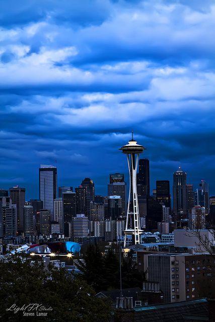 Kerry Park - Seattle, Washington